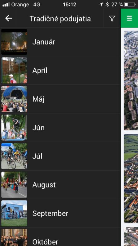 0dbf8280f Mobilná aplikácia Turistický sprievodca mestom Spišská Nová Ves. Viac  fotografií