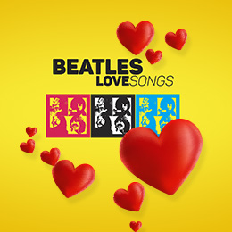 Beatles Valentin – Love Songs